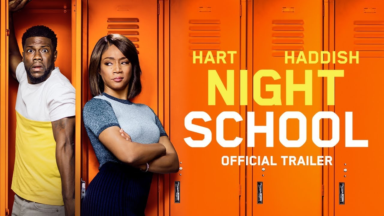 Night School (2018) - Official Trailer (HD)