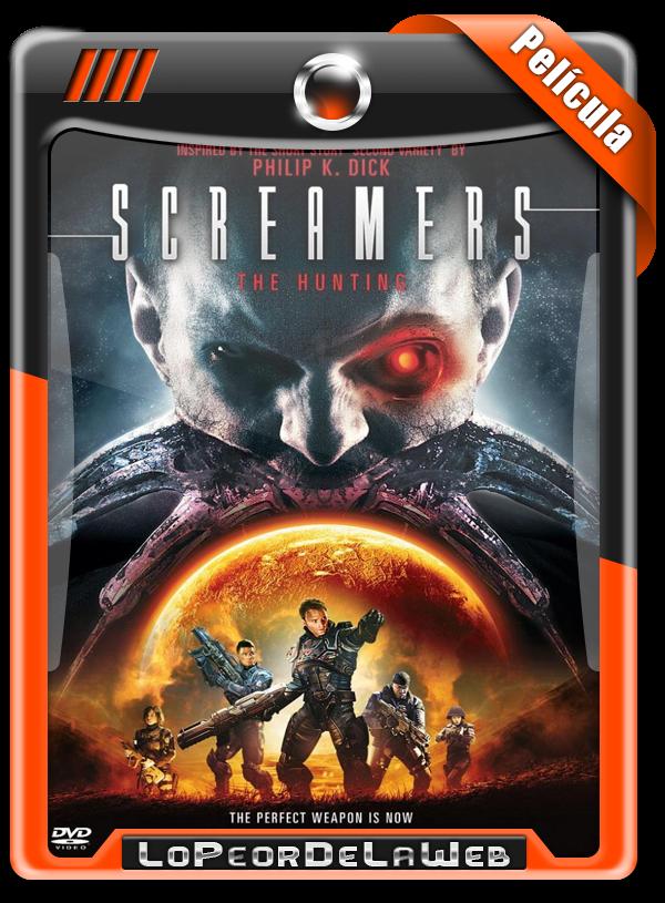 Screamers: Asesinos Cibernéticos 2 | 720p Dual Mega