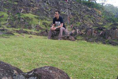 Rute Touring Motor Dari Bekasi ke Situs Megalitik Gunung Padang