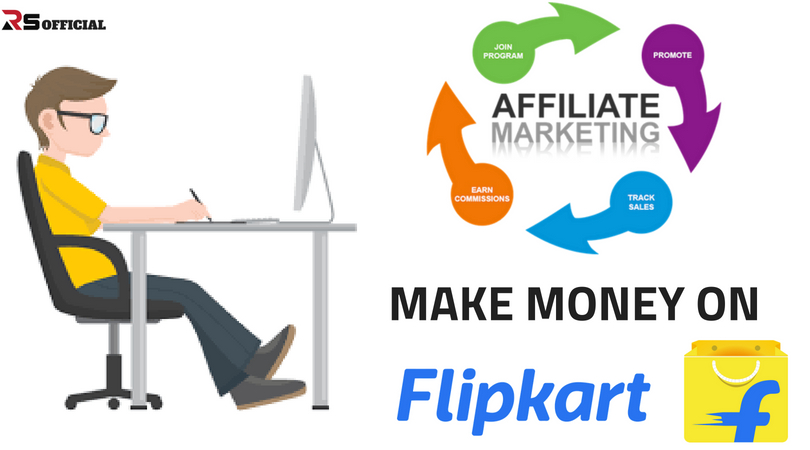 Flipkart Affiliate Program se Online Paisa kaise kamaye Full INFOMATION