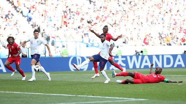 Felipe Baloy scores Panama's first World Cup goal (Video)