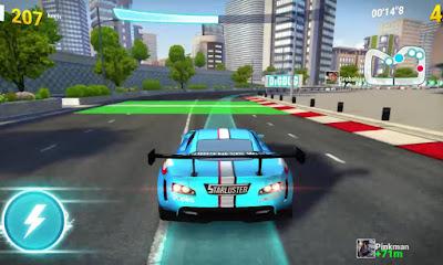 لعبة سباق السيارات الرائعة Ridge Racer مهكرة للأندرويد