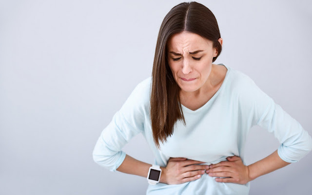 The difference between stomach ulcer with stomach flu