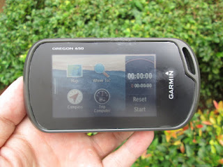 GPS Garmin Oregon 650 Seken Mulus High Sensitivity IPX7 Certified
