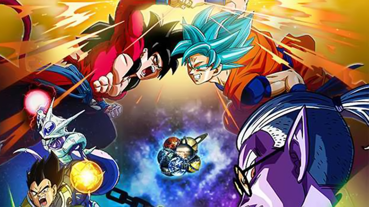 Nonton Online Dragon Ball Heroes Episode 1 Subtitle Indonesia