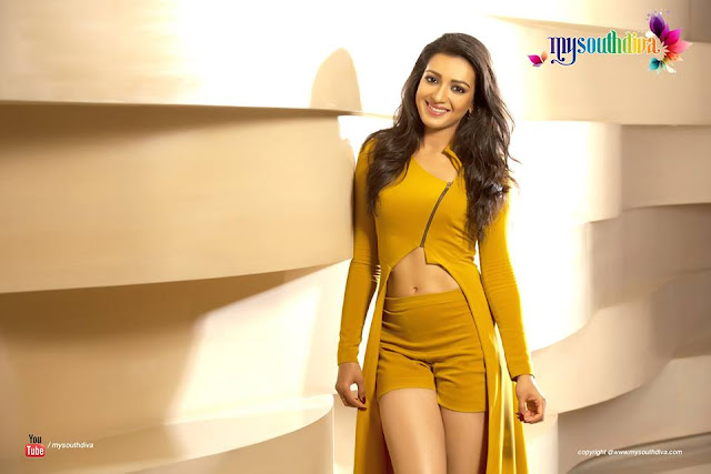 Catherine Tresa My South Diva Hot Photoshoot 2017