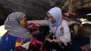 Korban Gempa Sulteng : Terima Kasih Prabowo Utus Dokter Keliling