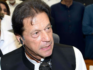 War not a solution to Kashmir issue: Imran Khan