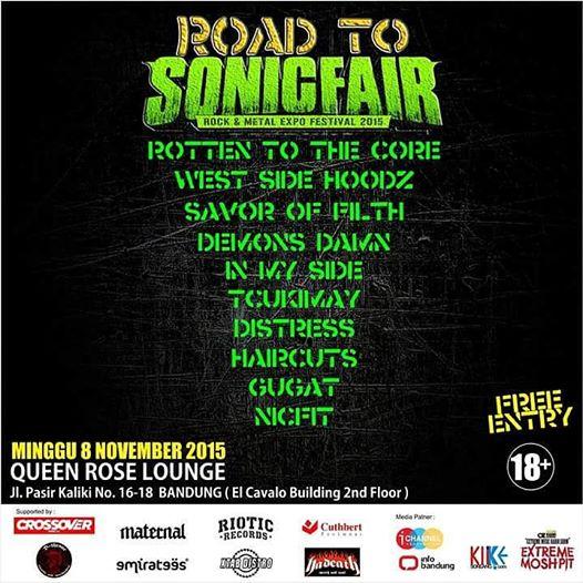 Road to Sonicfair 2015