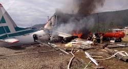 Το αεροπλάνο εκτέλεσε έκτακτη προσγείωση στο αεροδρόμιο της πόλης Νιζνεανγκάρσκ, στη Μπουριατίγια της Ρωσίας, με δύο άτομα - σύμφωνα με τις...