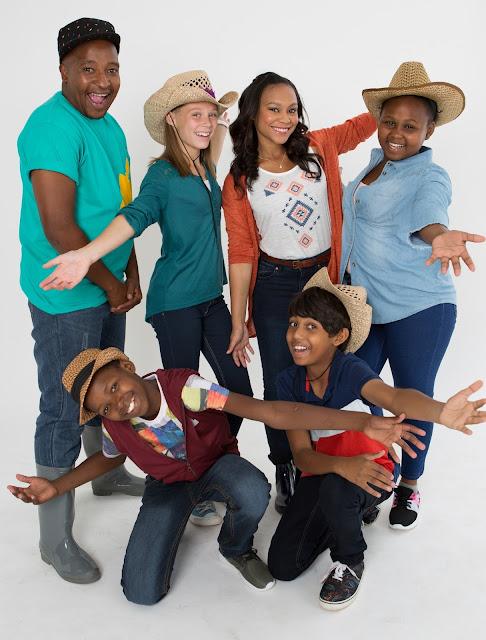 Mtunzi, Jemma, Kirsten, Yoyama, Luyolo, Avesh #DisneyCookabout