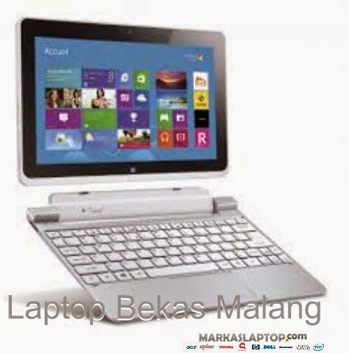 laptop second malang