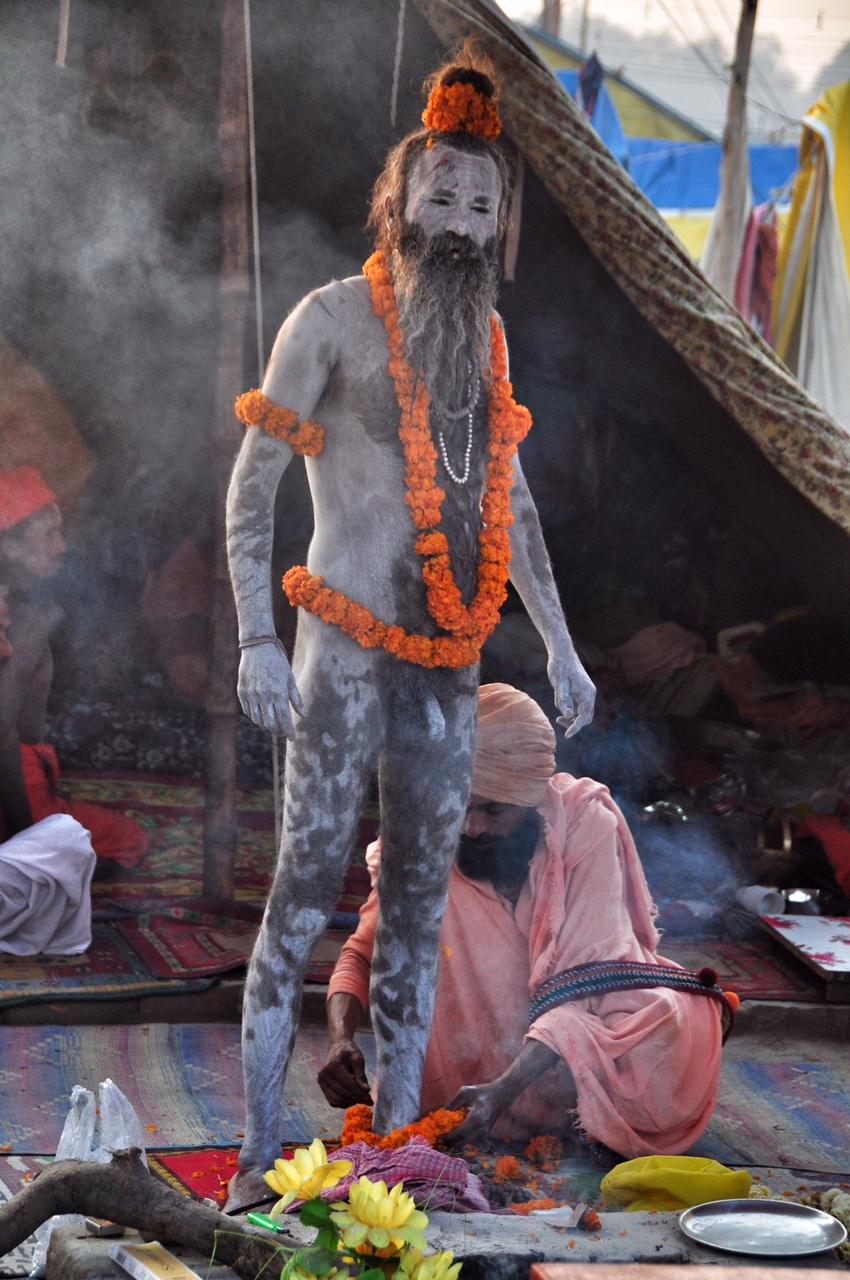 Nagas Sadhus (Baba) | Maha Kumbh 2013