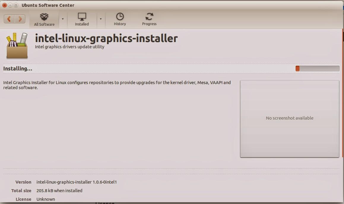 Ubuntu vaapi install