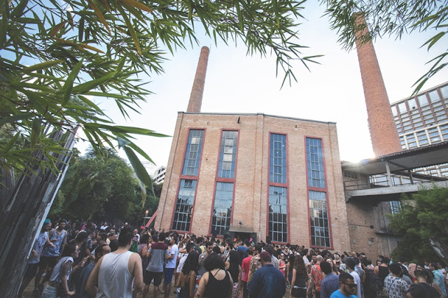 Casa das Caldeiras recebe evento de Samba Rock no próximo domingo!