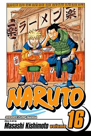 Naruto Tomo 16