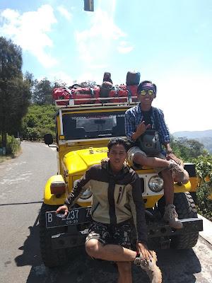 Pusat Sewa Jeep Semeru dari Tumpang Hingga Ranupane Murah