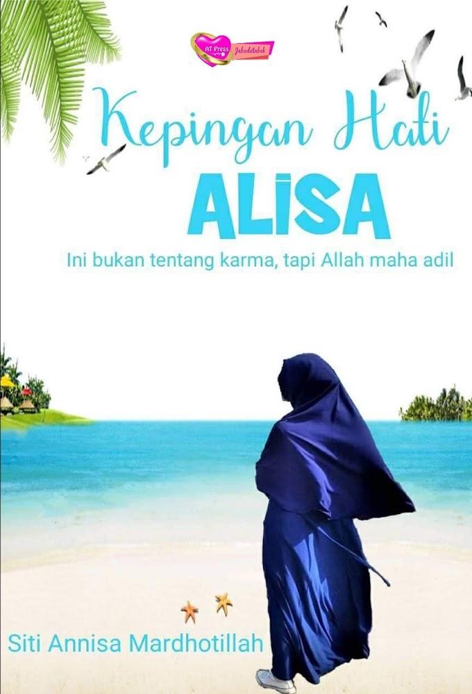 Novel : Kepingan Hati Alisa