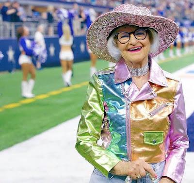 Бадди Уинкл, 90: Если вам не везет в жизни, это не повод видеть мир в сером цвете