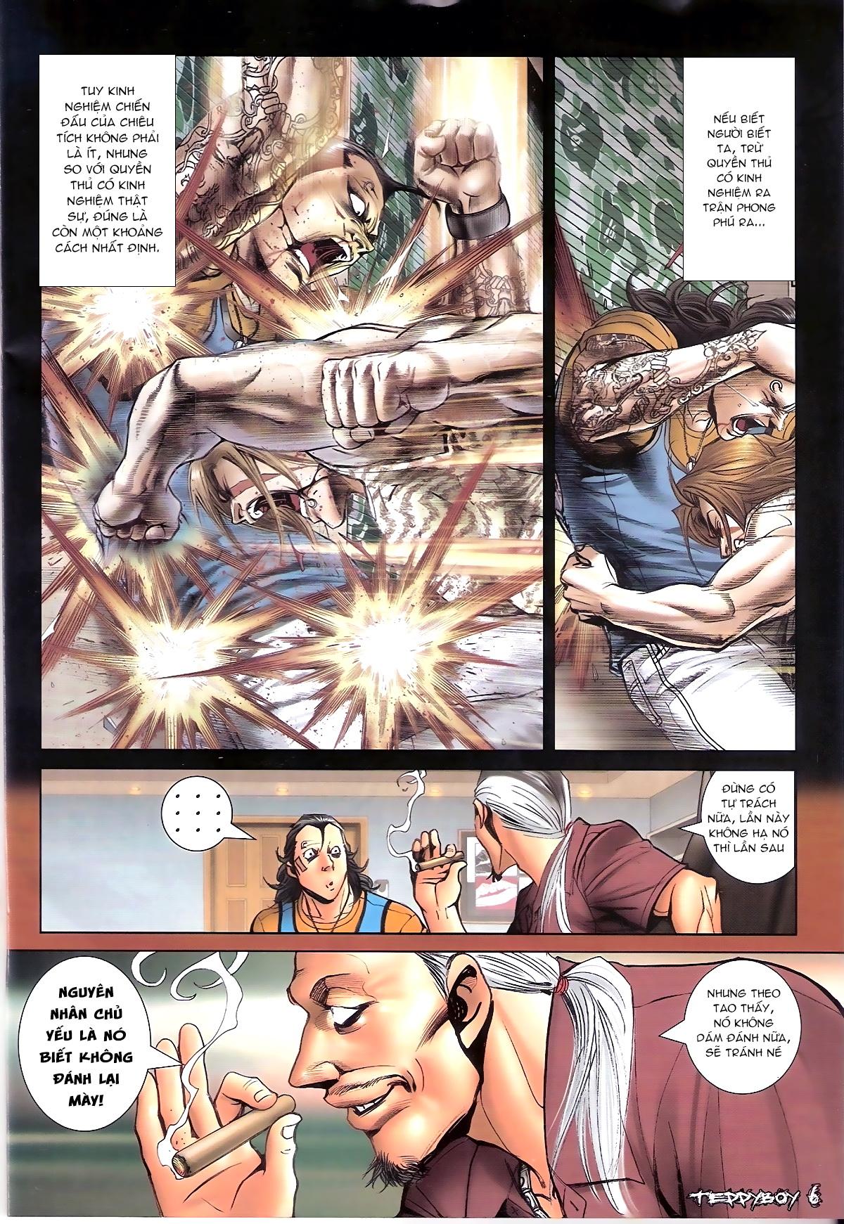 Người Trong Giang Hồ - Chapter 1333: Cao Nhân Tái Hiện - Pic 5