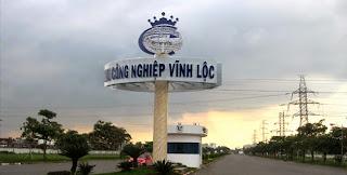 Bán thẻ cảm ứng ở Khu Công Nghiệp (KCN) Vĩnh Lộc A B