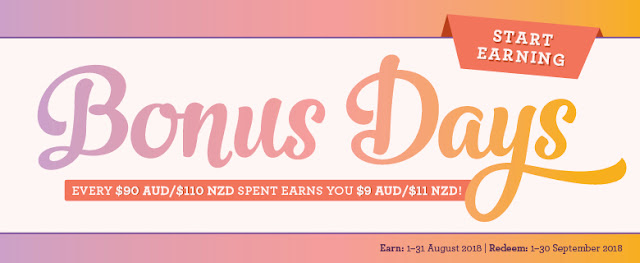 Earn Bonus Days now!