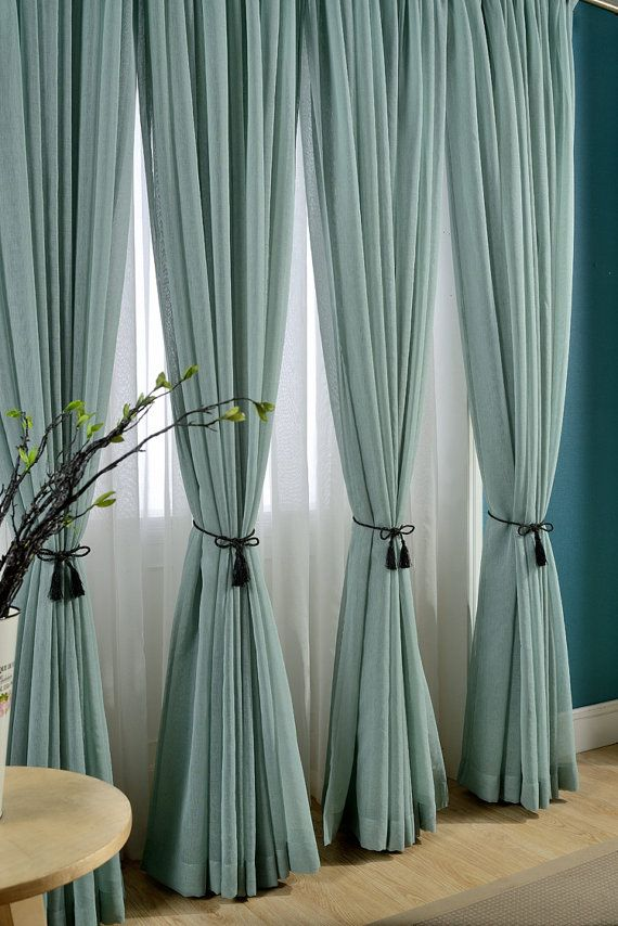 Curtains That Tie At The Top Up Theater Theatre