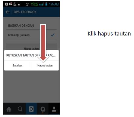 Instagram Tertarget Semi Auto