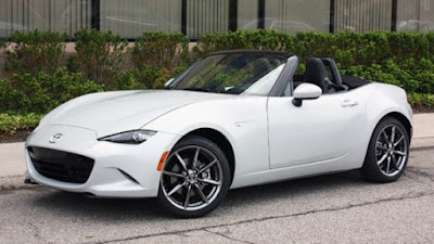 2016 The Mazda MX-5 Sport starting at $ 24,915