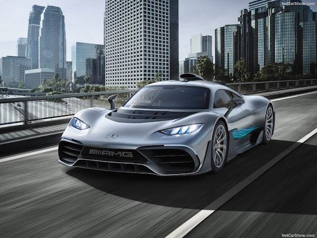 2017 Mercedes-Benz AMG Project ONE Concept - #Mercedes #AMG #Project #ONE #Concept #supercar