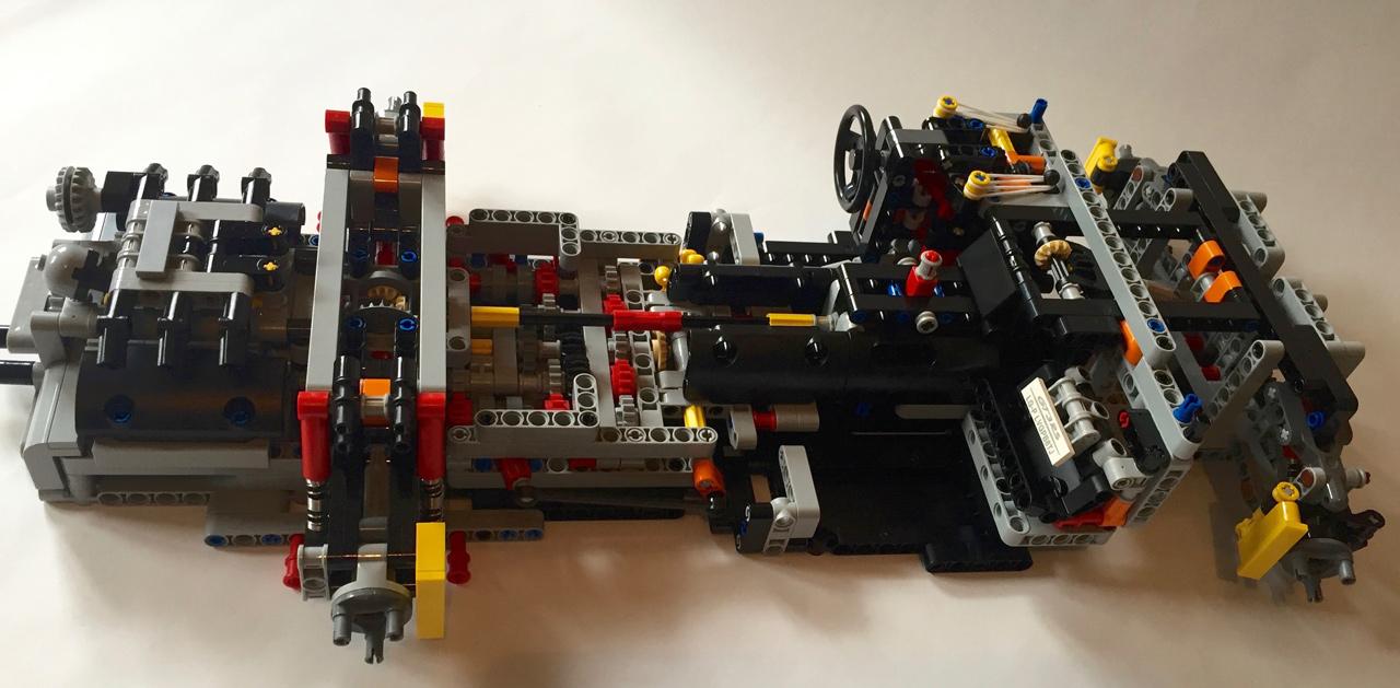 A True Supercar New Elementary A Lego Blog Of Parts