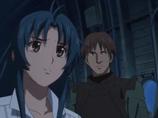 Full Metal Panic! Invisible Victory – Episodio 12