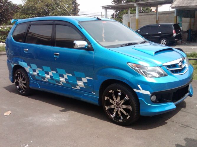 modifikasi avanza all new