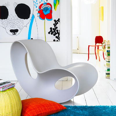 diseño innovador de sillón