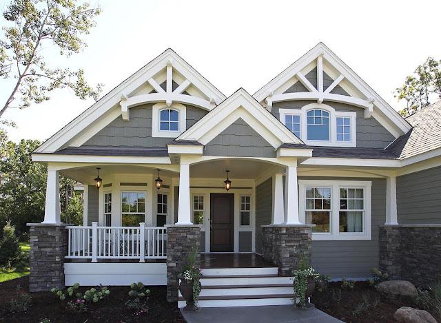 แบบบ้านชั้นเดียวสร้างจากไม้