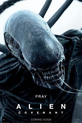 Film Alien : Covenant 2017