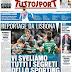 """Reportagem especial sobre Sporting no Tuttosport """"Juventus contra Portugal (...) 10 dos campeões de 2016 vieram da Academia do Sporting"""""""
