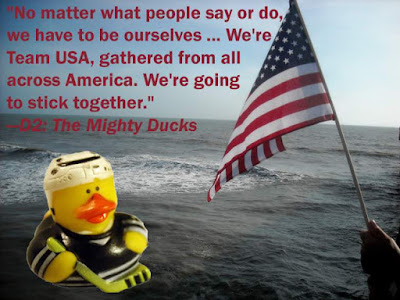 Happy Flag Day Quotes 2016: no matter what people say or do, we have to be ourselves, we're team USA,  gathered from all across american.