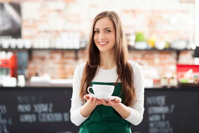 Restaurant Waiter - Semester Break Work
