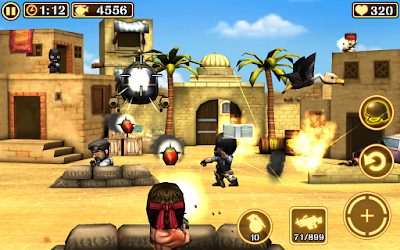 Download Gun Strike 2 APK MOD V1.2.6 Terbaru