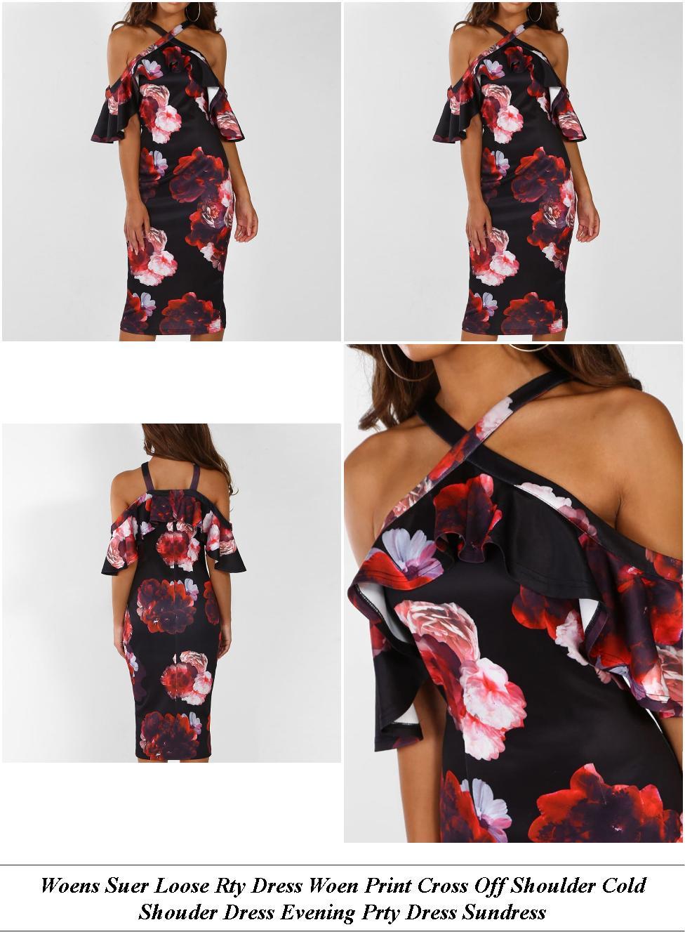 Womans Dresses - Winter Clearance Sale - A Line Dress - Cheap Fashion Clothes