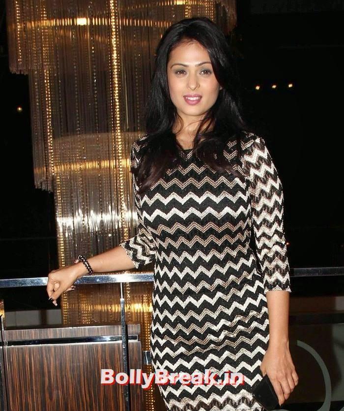 Anjana Sukhani, Pallavi Sharda, Rochelle Maria Rao, Anjana Sukhani Pics from FHM Party