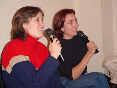 Karaoke with my dear friend Jules