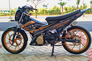 Kekurangan dan Kelebihan Motor Suzuki Satria F150