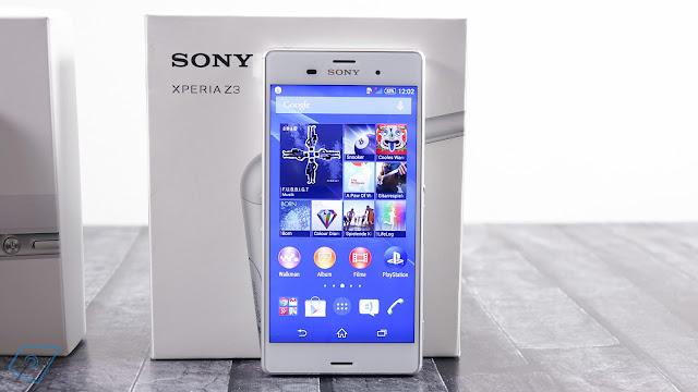 شارك مجانا في مسابقة للفوز بهاتف Sony Xperia Z3+ الرائع و الجديد