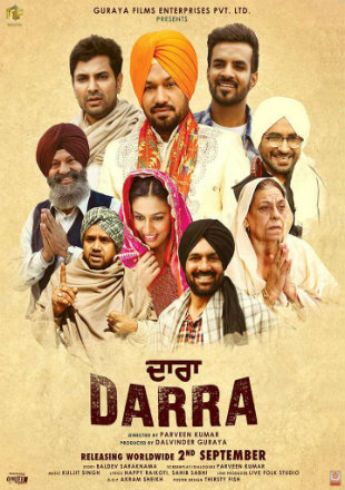 Darra 2016 HDRip 850MB Full Punjabi Movie Download 720p Watch Online bolly4u