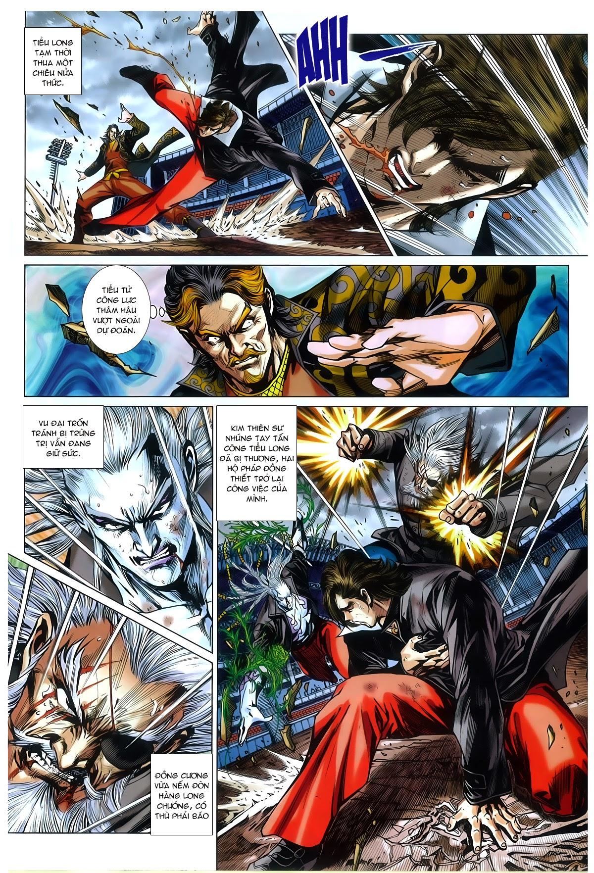 Tân Tác Long Hổ Môn Chap 772 page 15 - Truyentranhaz.net
