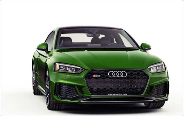 2020 Audi RS5 Design and Engine Review