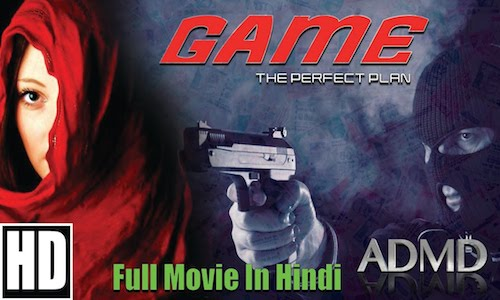 Game The Perfect Plan 2016 Hindi Dubbed 720p HDRip 850mb