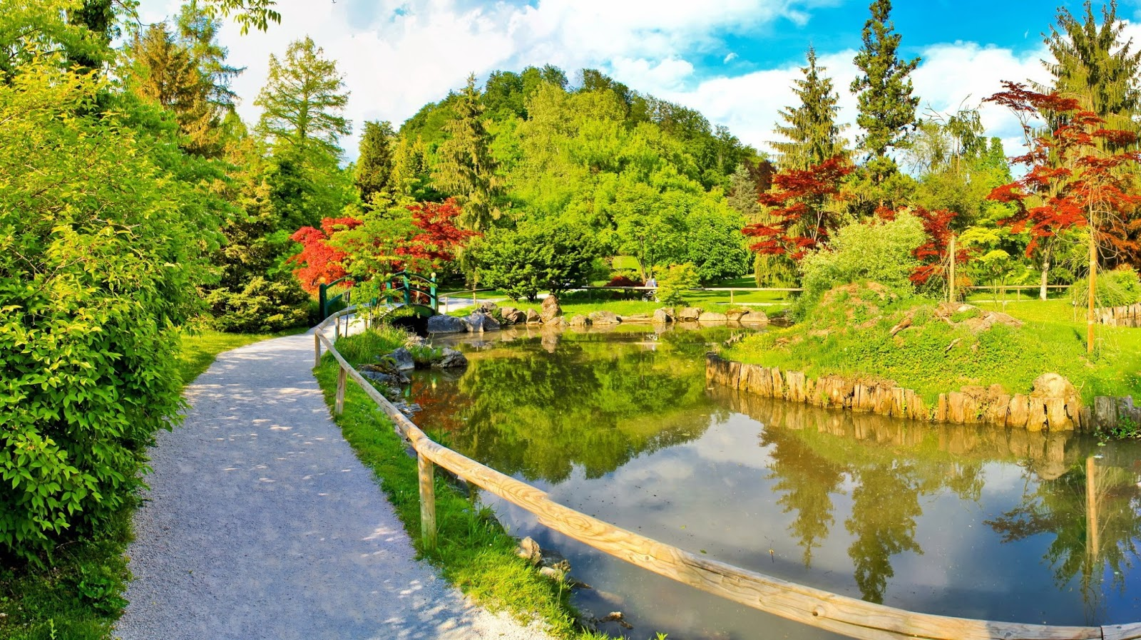 Nature Around the World 3D Widescreen Wallpapers ~ Latest ...